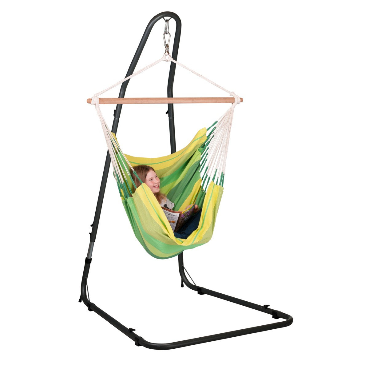la siesta chaise hamac basic orquidea jungle support mediterr neo. Black Bedroom Furniture Sets. Home Design Ideas