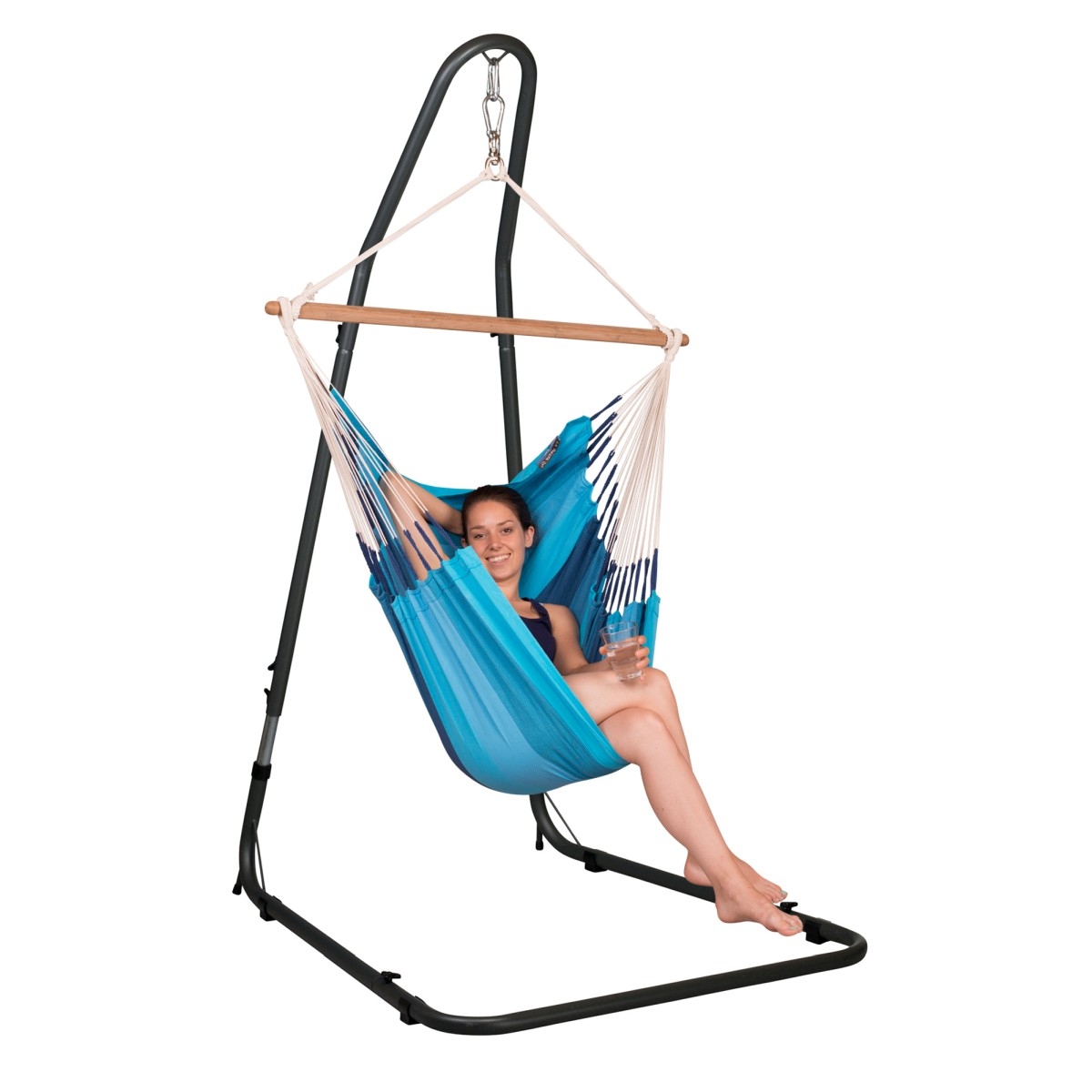 la siesta chaise hamac basic orquidea lagoon support. Black Bedroom Furniture Sets. Home Design Ideas