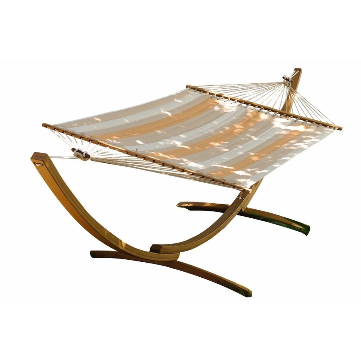 hamac pas cher avec support good hamac avec support bois. Black Bedroom Furniture Sets. Home Design Ideas