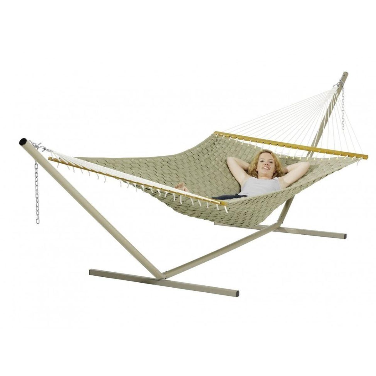 la siesta hamac avec support oceano louisianna crocodile. Black Bedroom Furniture Sets. Home Design Ideas